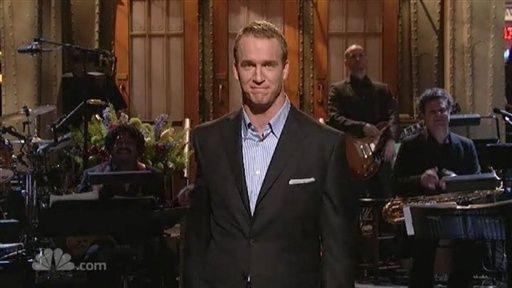 Peyton Manning Family | Peyton Manning's Monologue SNL