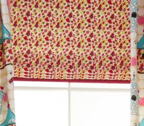 These iLiv Maisy roman blinds are here to bring out the best in your home with contrasting bright colours and patterns!