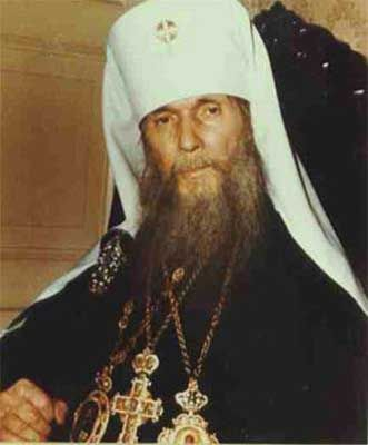 Проповеди митрополита Филарета (Вознесенского)