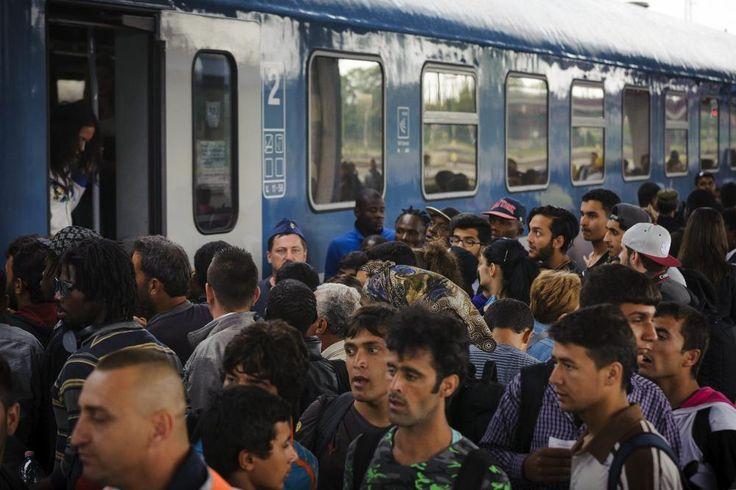 Több száz migráns hagyja el a debreceni menekülttábort - CívisHír