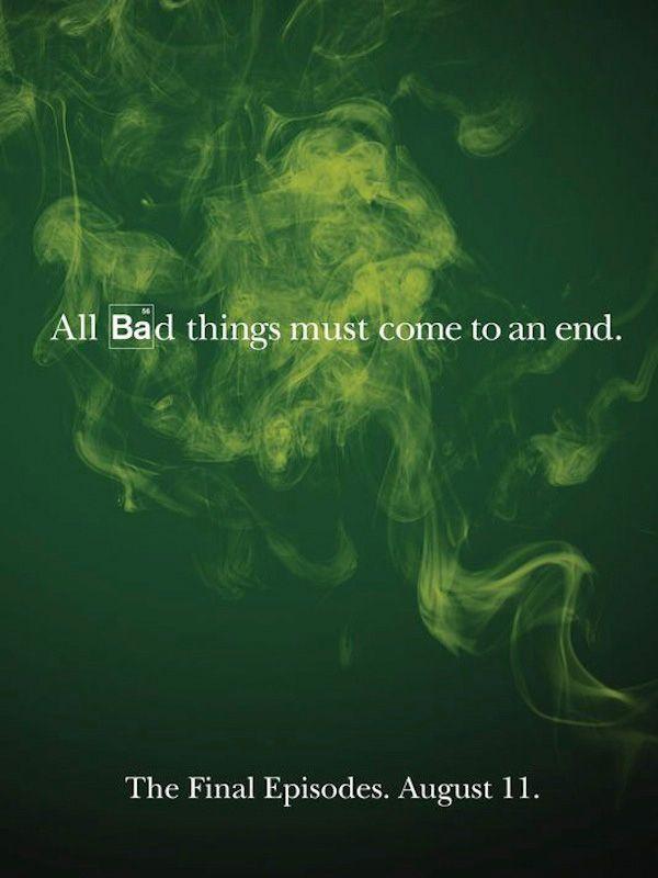'Breaking Bad' reveals eerie new poster — PHOTO | EW.com