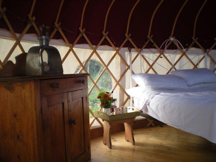 Image result for yurt landscaping