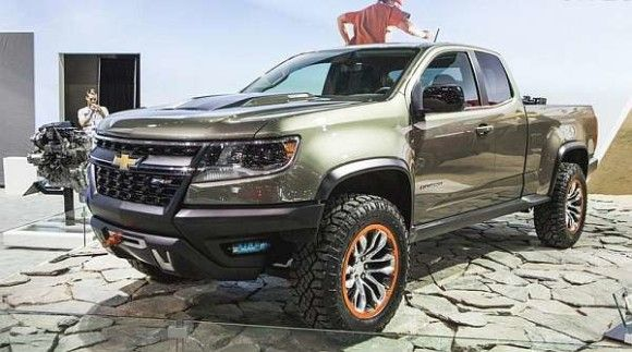 2016 chevrolet colorado zr2 review and specs cars bikes pinterest release date. Black Bedroom Furniture Sets. Home Design Ideas