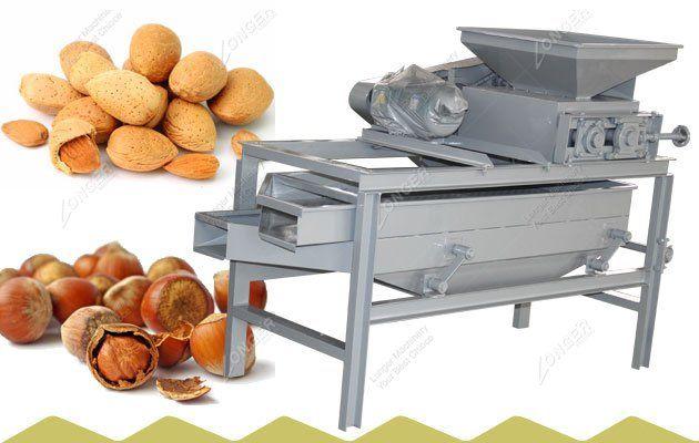 Best Hazelnut Cracker Machine for Sale|Almond Sheller Machine Manufacturers