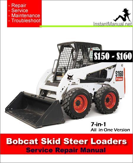 57 Best Bobcat Skid Steer Loader Service Manual Pdf Images
