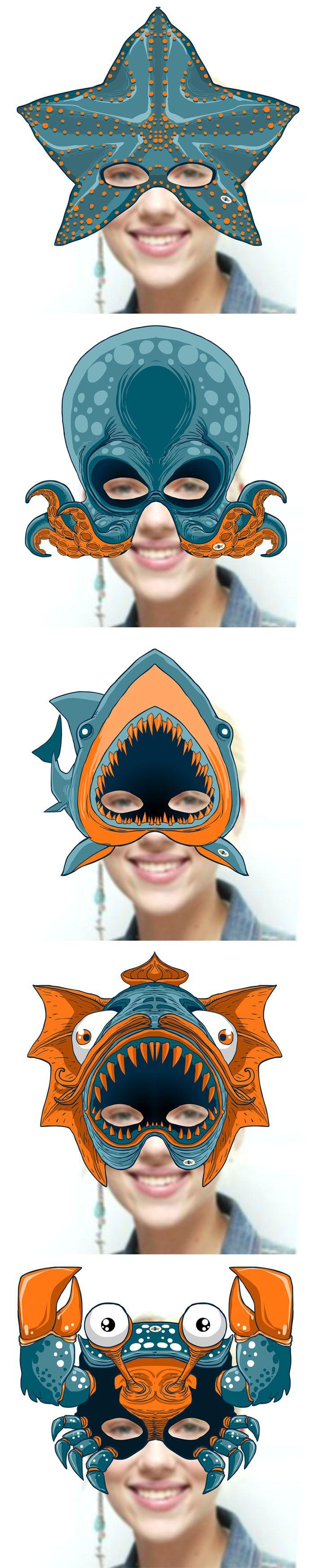 Peixe Urbano Carnaval De Mascaras