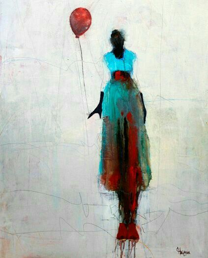 Cathy Hegman - Contemporary Artist - Figurative Painting
