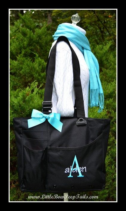 133 best diaper bags images on pinterest diaper bags diapers boys super feature tote initial and name monogrammed diaper bag personalized large size solid color baby shower gift idea negle Image collections