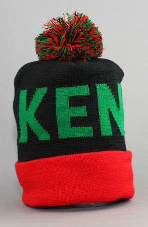 The Kenya Beanie by Fully Laced x Adapt, $34.00