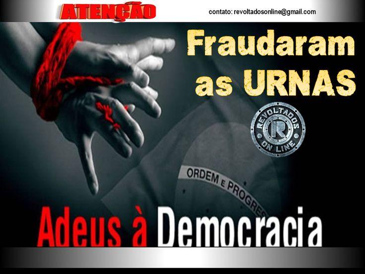 #AcordaBrasil!: Marchas do dia 01 e 03 de novembro de 2014!