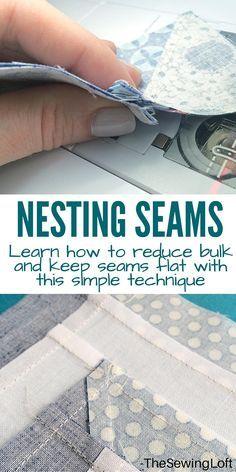 Nesting Seams
