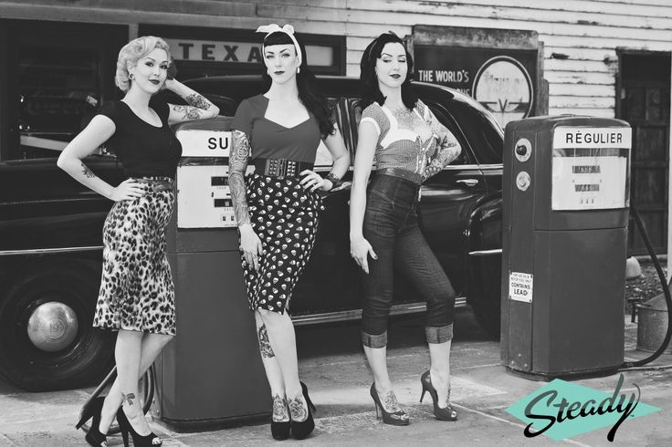 fashion 50s style