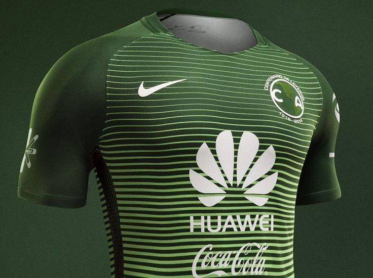 Águilas del América se visten de verde para el Clausura - http://www.notimundo.com.mx/deportes/aguilas-del-america-se-visten-verde/