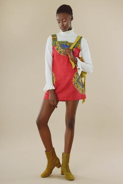 Cute and stylish mini dress for women who love fairtrade fashion. Contemporary fashion Exclusive prints from Africa.