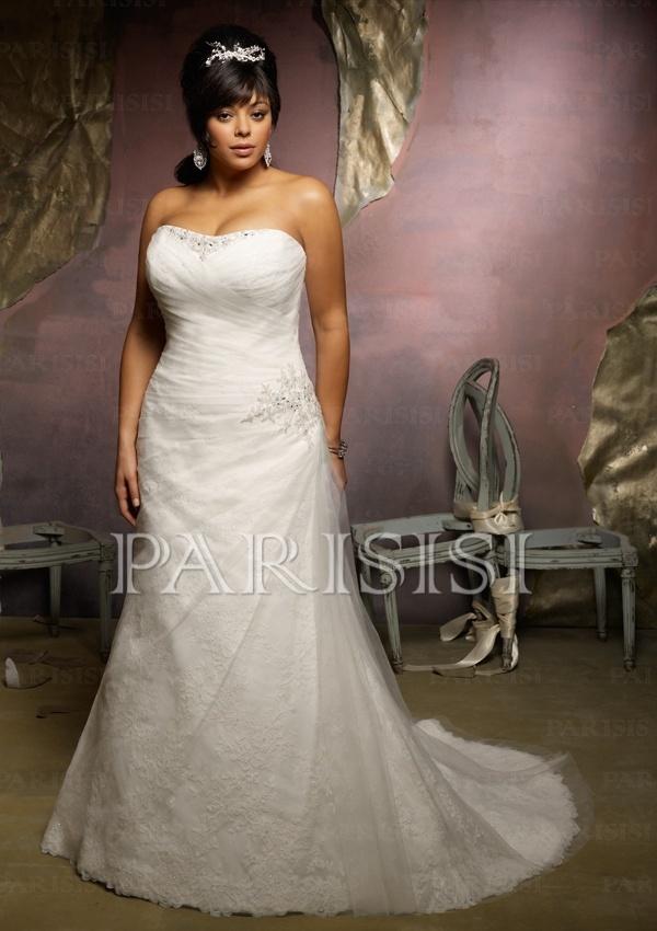 77 Best Plus Size Wedding Dress Images On Pinterest Bridal Gowns