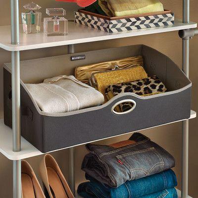 ClosetMaid Large Fabric Storage Bin