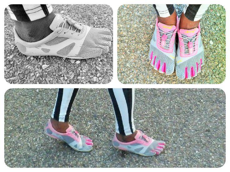 Vibram Five Finger parlons -en ! La premiers fois que j'ai vu ces chaussures c'était a Londres dans une émission sur la nature, il y avait ce gars un étudiant amoureux de la marche qui expliquait ...