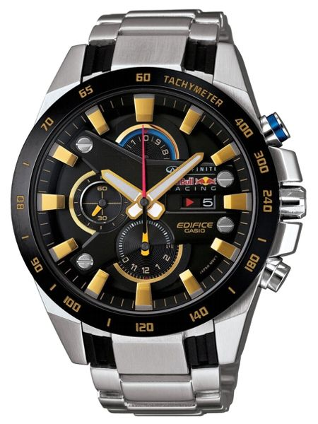CASIO EDIFICE RED BULL RACING | EFR-540RB-1AER