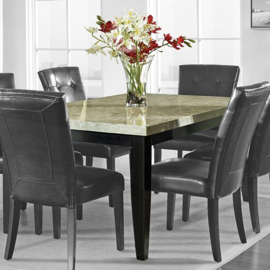 The 25 Best Marble Top Dining Table Ideas On Pinterest  Marble Custom Dining Room Tables With Marble Top Inspiration Design