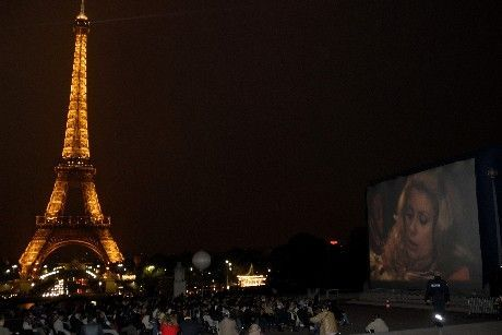 cinéma plein air paris