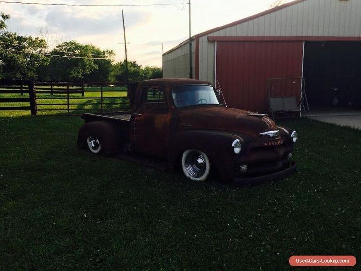 1954 Chevrolet Other Pickups 3100 #chevrolet #otherpickups #forsale #unitedstates
