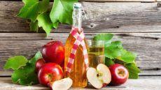 Применение яблочного уксуса в народной медицине и в быту