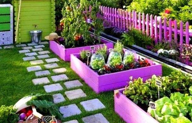 Magazino1: Ιδέες για παρτέρια κήπου