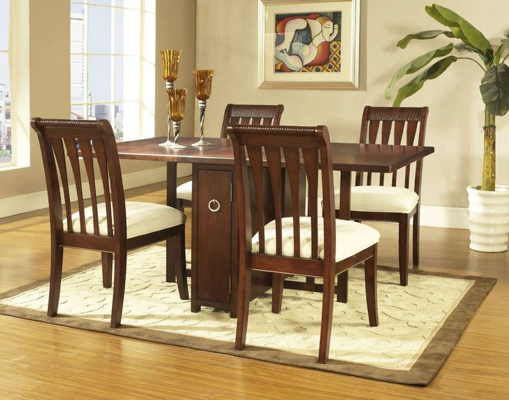 Elegant Kitchen Table Set for Small Space