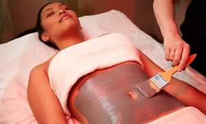 Groupon - One or Two Citrus, Seaweed, Mud, or Infrared Body Wraps at Image Solutions Day Spa (Up to 57% Off)  in Image Solutions Day Spa. Groupon deal price: $52