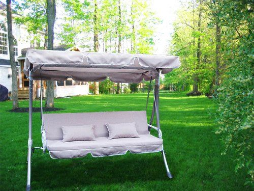 Find This Pin And More On Patio Swing With Canopy By Patiodesigns.