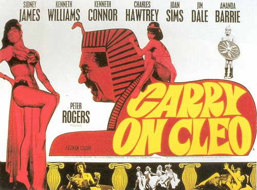 i love all carry on films this is one of the best x