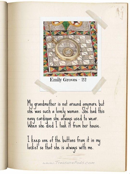 My #LocketStory - Emily Groves, 22