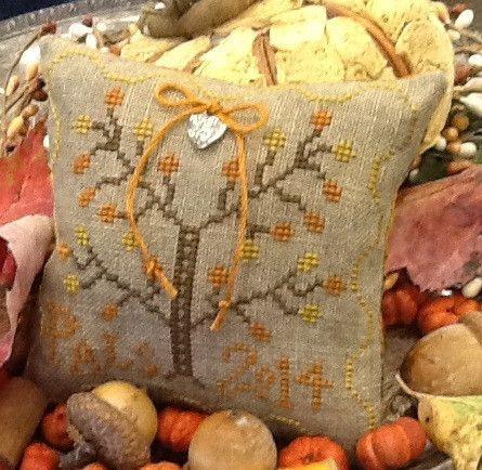Summer House Stitche Workes ~ Autumn Splendor Kit