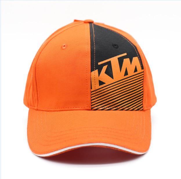Latest Motor GP KTM Racing Baseball Cap Motocross Riding Caps Women Men Casual Adjustable Snapback Sun Cap Motorcycle Sport Hat