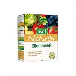 Naturen bloedmeel - 3 kg