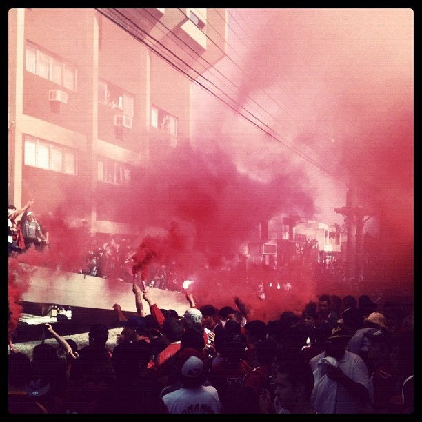 #xavante #football #torcida