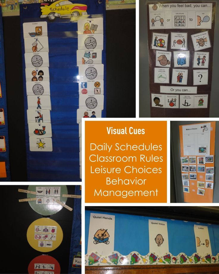 Understanding Autism in the Classroom: Interview with a Teacher Pictures of parts of a classroom
