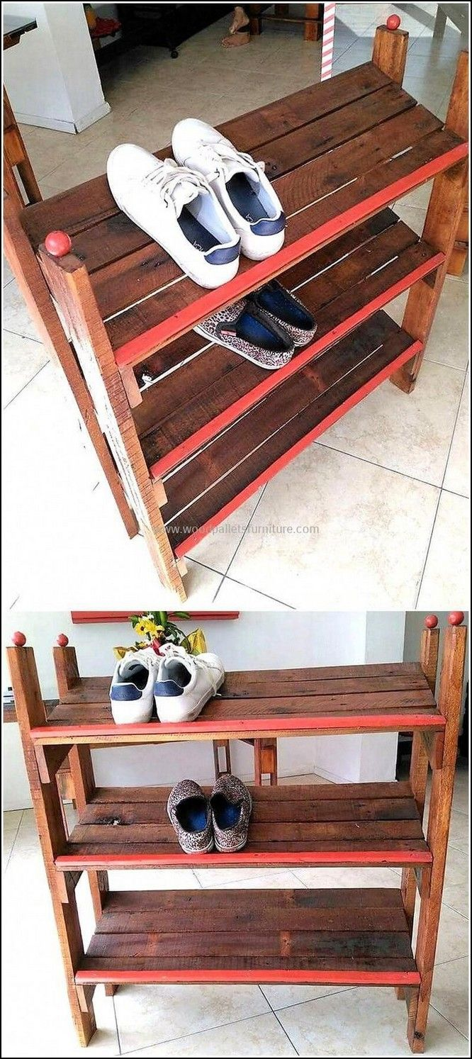 120 outrageously simple diy shoe racks and organizers you on wood shoe rack diy simple id=67102