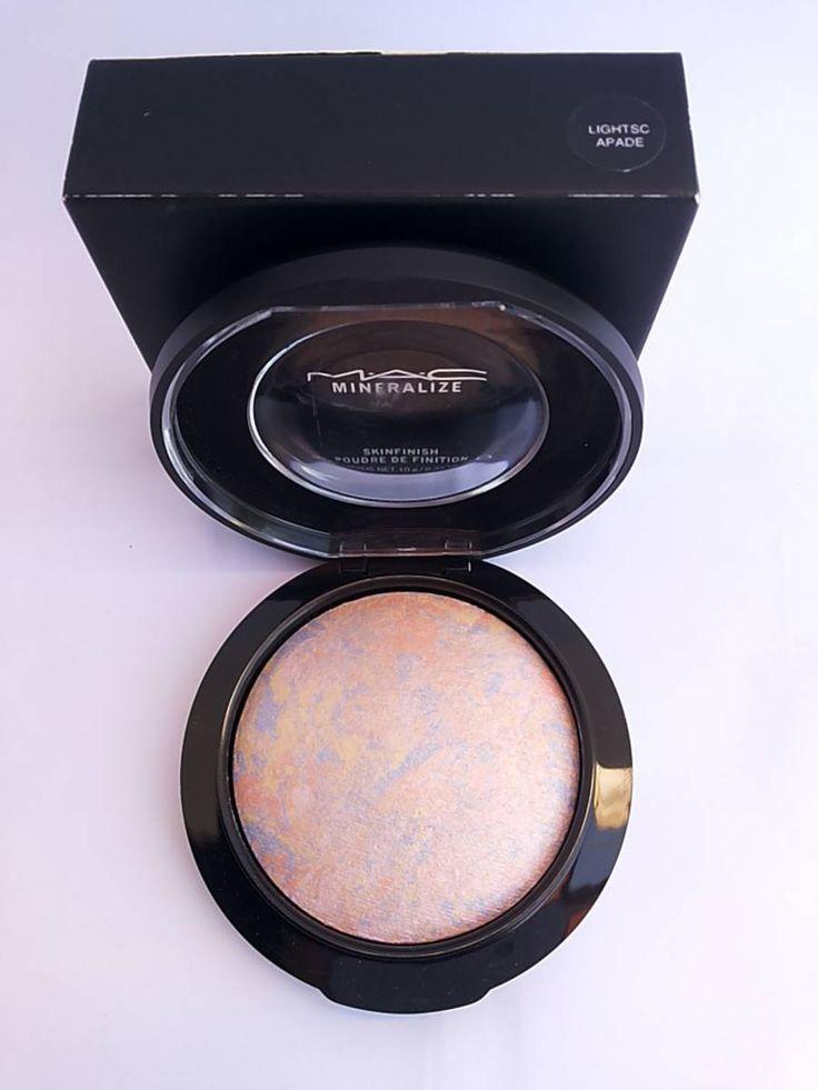 iluminador mac mineralize lightscapade - maquiagem mac