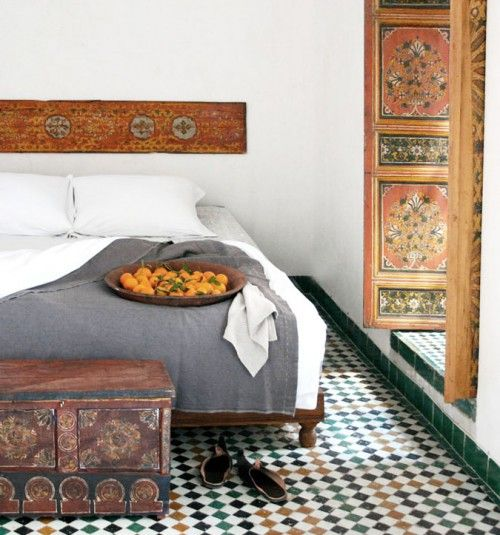 Originally built as a private residence in the ancient medina of Fez over 600 years ago, The Dar Seffarine needed to be restored and preserv...