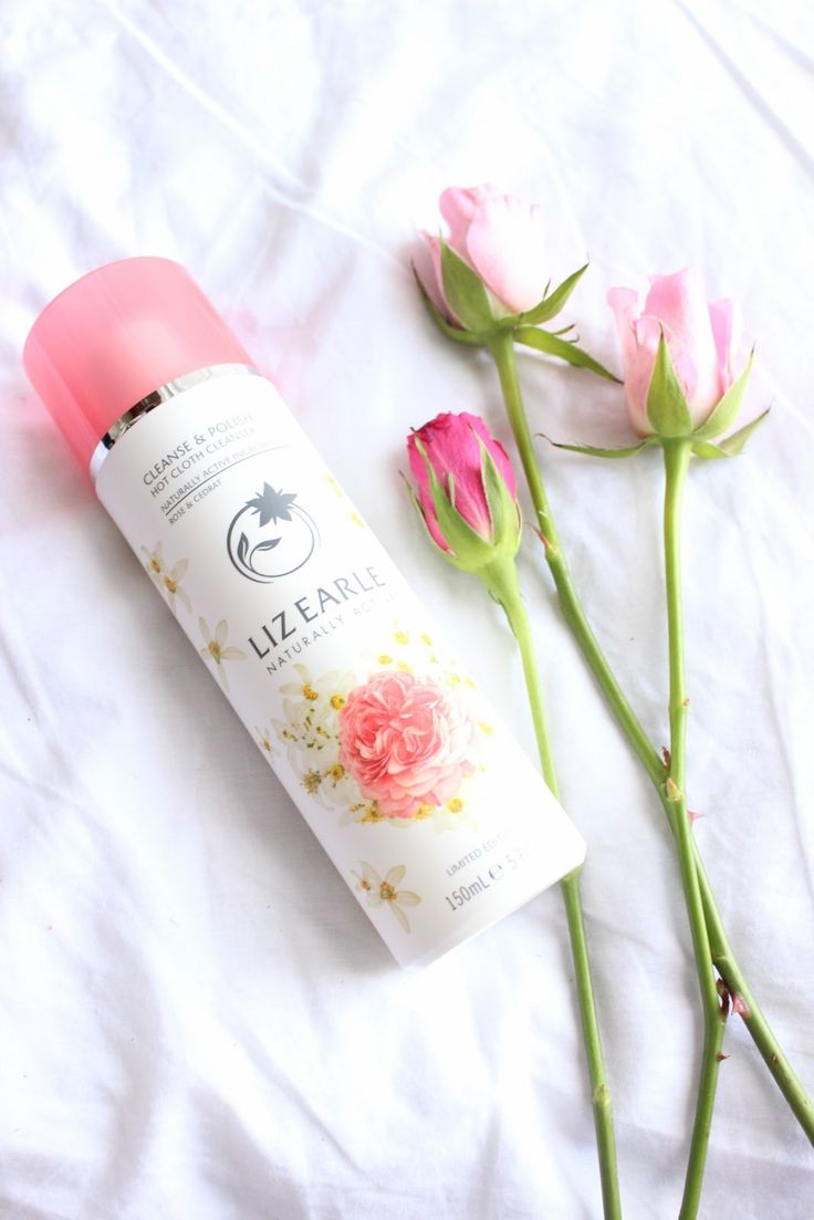The Sunday Girl : Liz Earle Limited Edition Rose and Cedrat Cleanse and Polish