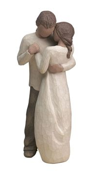 Willow Tree Promise Bride and Groom