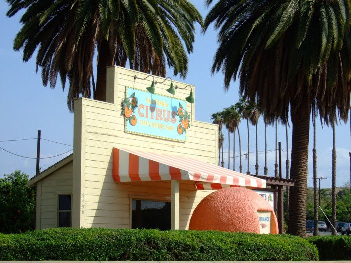 4. California Citrus State Historic Park in Riverside