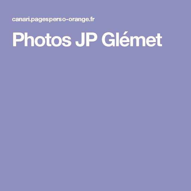 Photos JP Glémet