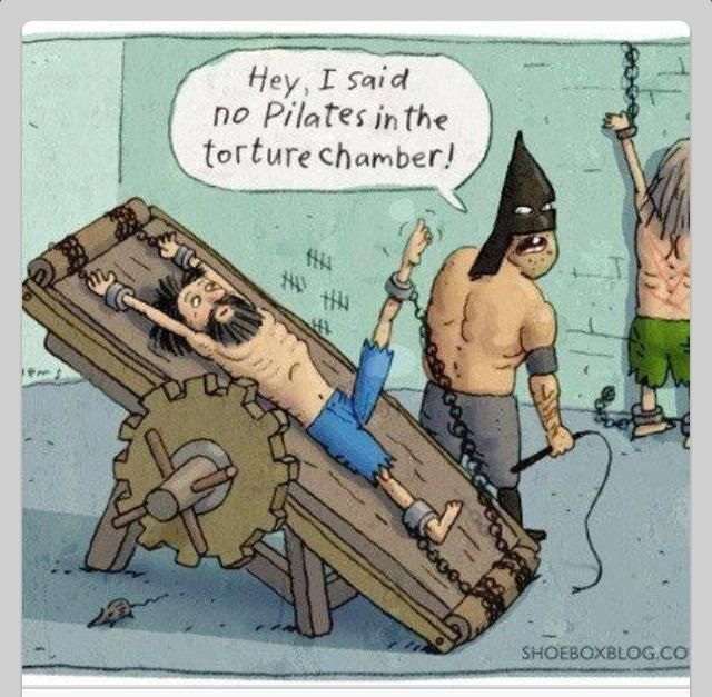 pilates reformer!