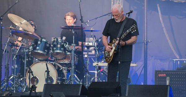 David Gilmour Stuttgart 2016 | David Gilmour Photos de Concerts Tour 2015/2016 & Avant | Pinterest