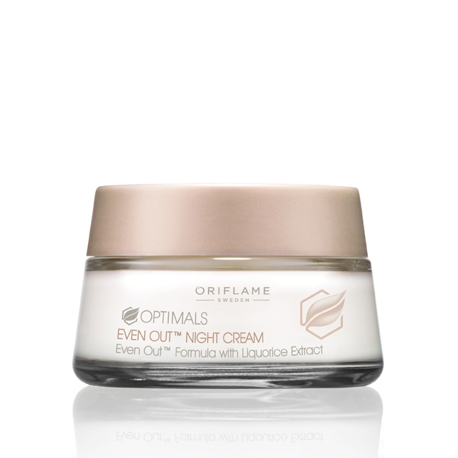 Oriflame Optimals Even Out Night Creme