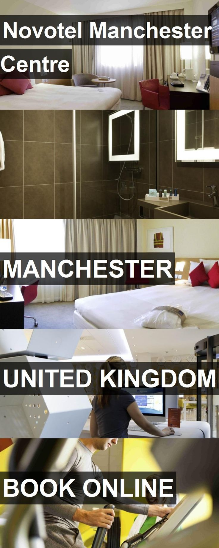 Hotel Novotel Manchester Centre in Manchester, United Kingdom. For more information, photos, reviews and best prices please follow the link. #UnitedKingdom #Manchester #travel #vacation #hotel