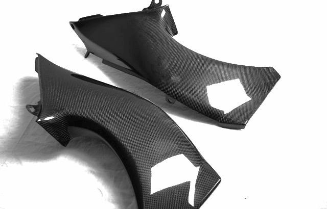 MDI Carbon Fiber Dash Panels for Kawasaki ZX12R. - All our carbon fiber Dash Panels are made with an Autoclave process, which uses the highest quality TORAYCA® PREPREG carbon fiber fabric from Japan.