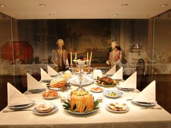 american culture essay food new setting table wine By learning more about american food history wine history brewing history the kitchen cabinet exhibitions food: transforming the american table 1950–2000.